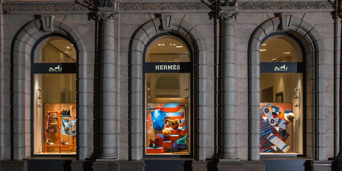 Play it like Hermès: новые витрины французского Дома в Алматы