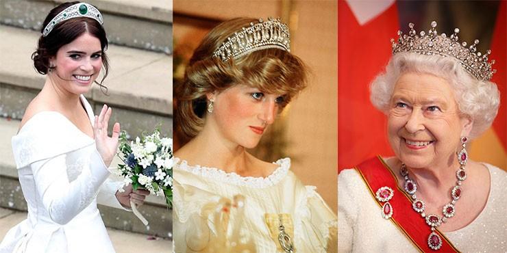 Больше не бывает: самые запоминающиеся украшения королевской семьи