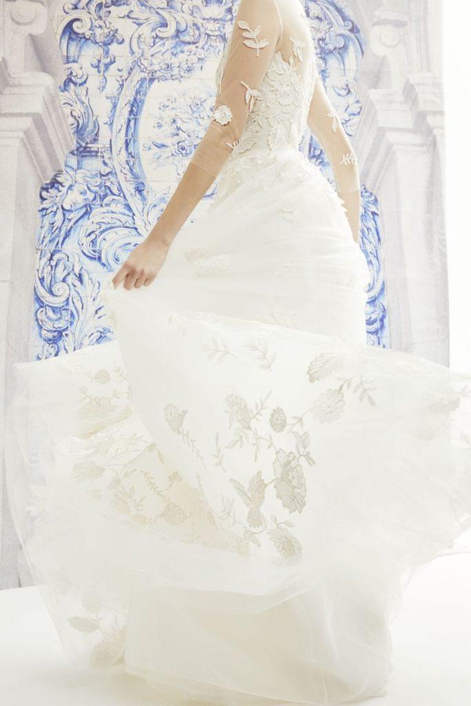 65 лучших свадебных платьев следующей весны