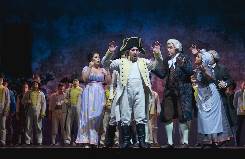 Фигаро! Фигаро! Фигаро! Опера Джоаккино Россини в постановке театра «Астана Опера»
