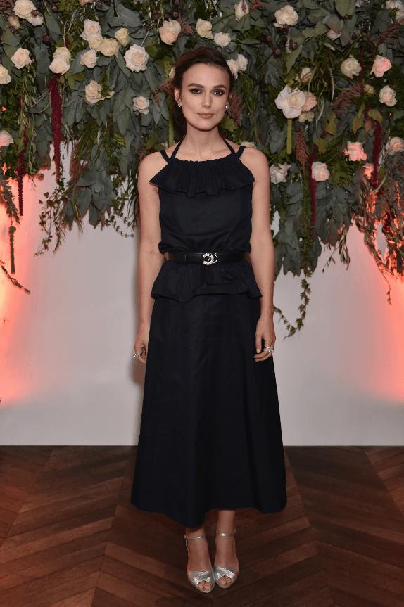 Образ дня: Кира Найтли в Chanel