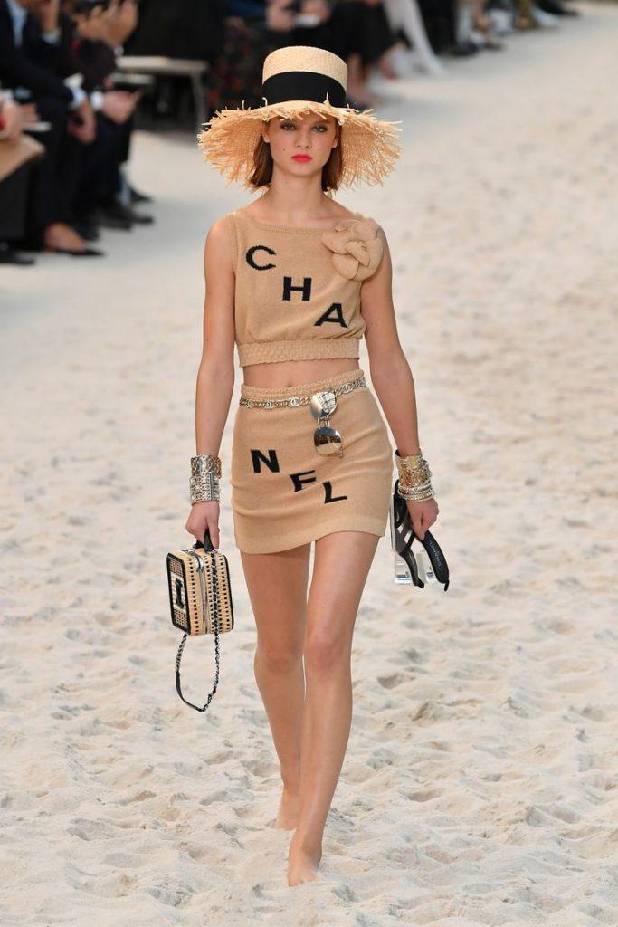 Chanel весна-лето 2018