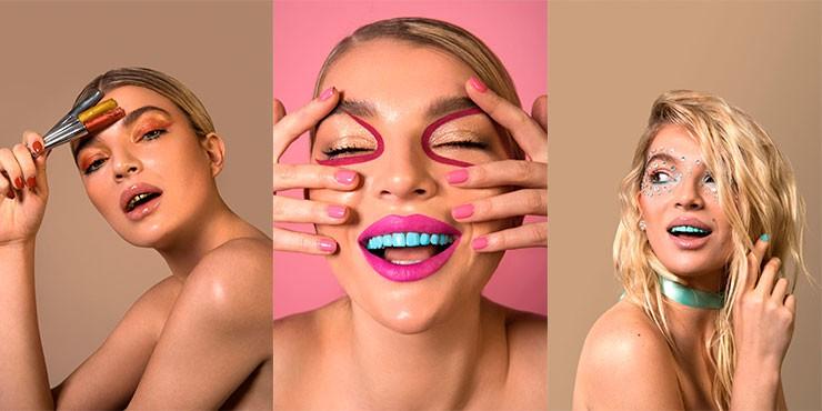 Новый тренд бьюти-индустрии – цветной лак для зубов