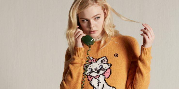 Кто сказал мяу? Капсульная коллекция свитеров Miu Miu