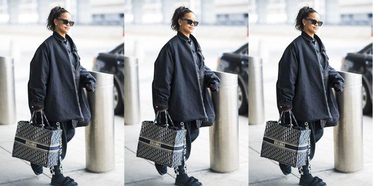Где купить персонализированную сумку Dior как у Рианны?