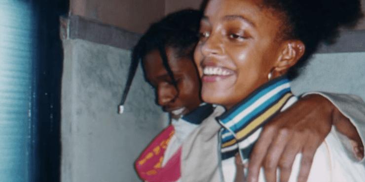 Петля времени в новом клипе A$AP Rocky