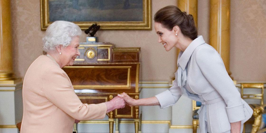 Анджелина Джоли станет новым президентом США?