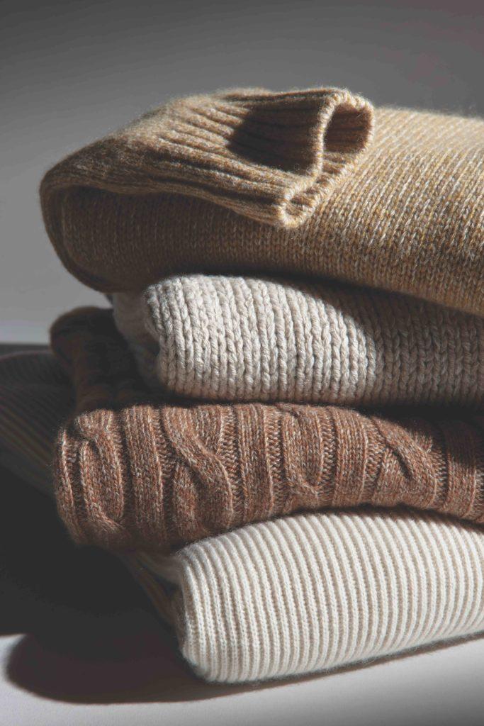 Как выбрать кашемировый свитер?