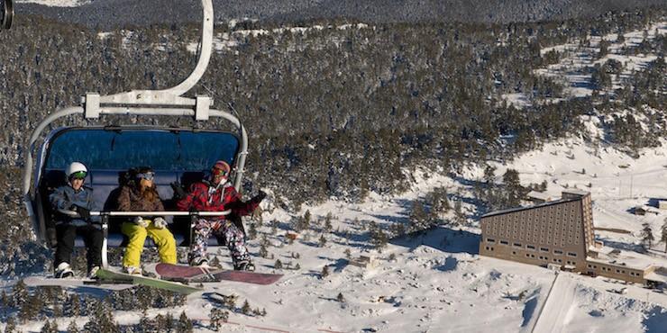 Зимний сон: отдых в горном отеле Kaya Palazzo Ski & Mountain Resort