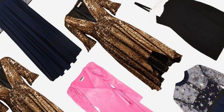 Что надеть на Новый год? Выбираем праздничное платье