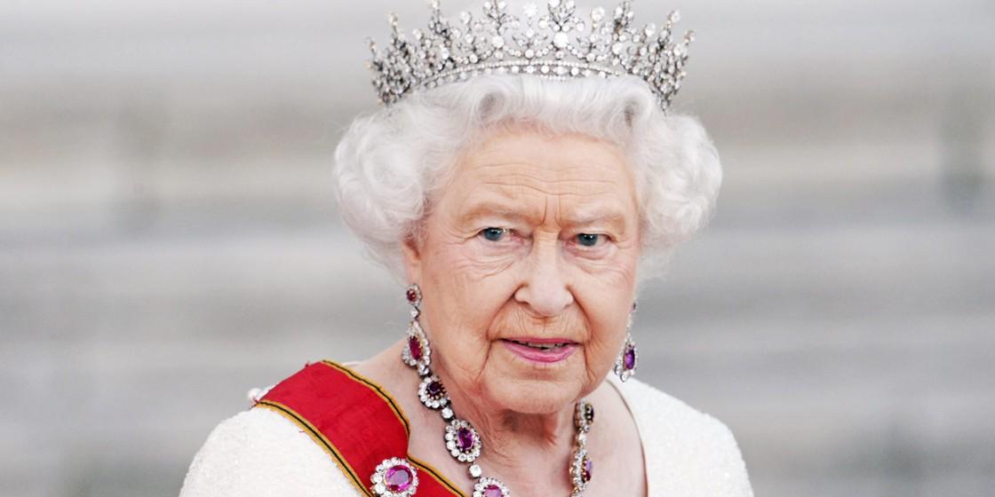 Какое слово королева Елизавета никогда не говорит?