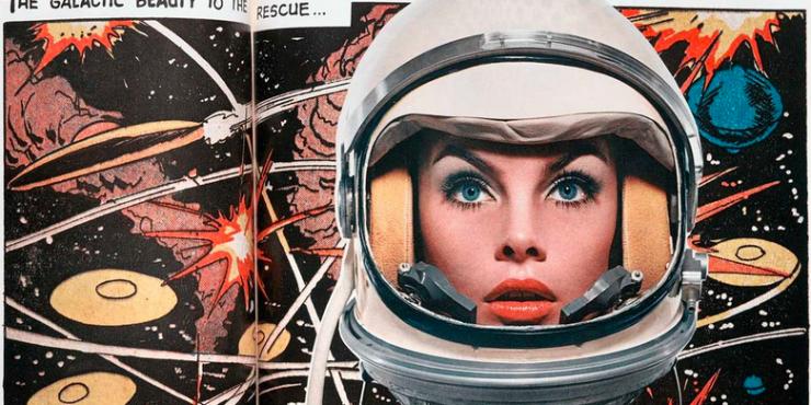 Джин Шримптон: девушка, покорившая космос