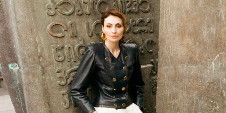 Интервью: София Чкония