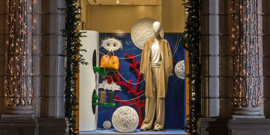 Цветные сны: как выглядят новые витрины Hermès в Алматы?