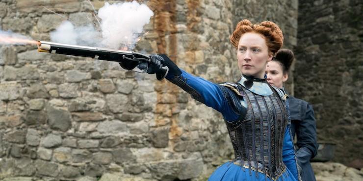 Фильмы и сериалы о британских монархах