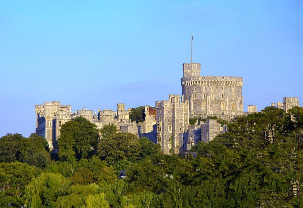 Самые красивые исторические замки мира