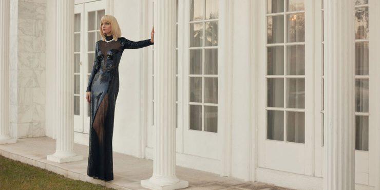 Джессика Стэм в истории с обложки BAZAAR Kazakhstan: видео