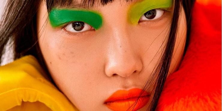 Особенности макияжа для азиатского века