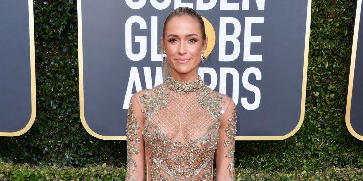 Самые «голые» платья Golden Globes 2019