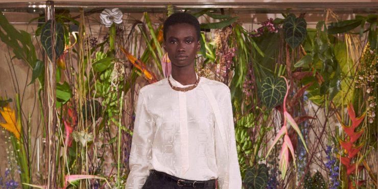 10 лучших образов с показа Pre-Fall коллекции Hermès