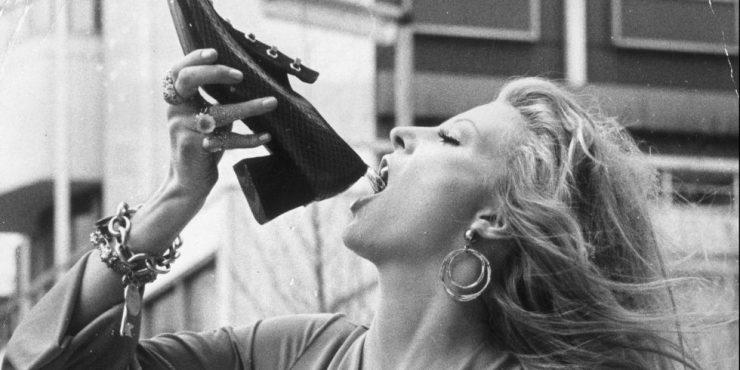 Всем шампанского! 17 ретро-фотографий знаменитостей