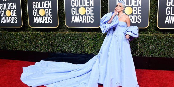 Лучшие платья с красной дорожки Golden Globes 2019