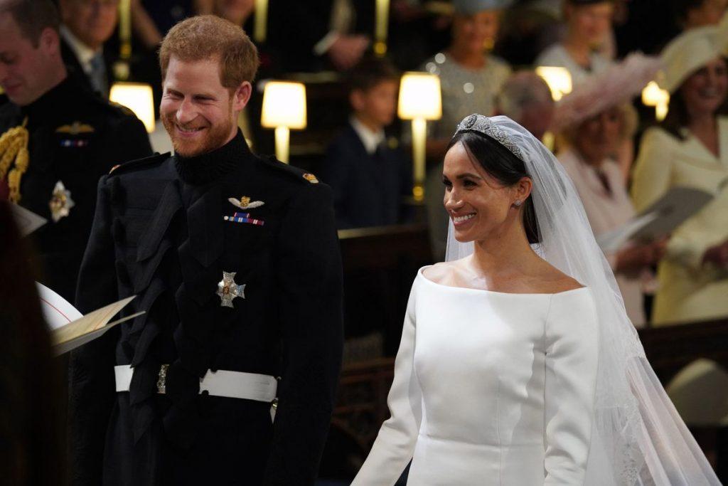 свадьба меган маркл