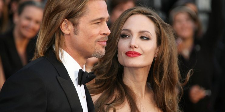 Как вино помирило Брэда Питта и Анджелину Джоли
