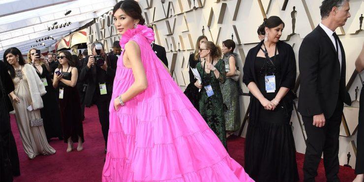 Лучшие наряды с красной дорожки «Оскара»