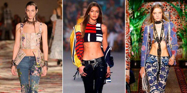 Как джинсы с низкой посадкой вернулись в моду?