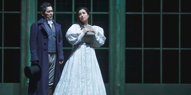 Премьера оперы «Евгений Онегин» на сцене «Астана Опера»