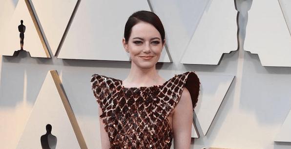 Платье Эммы Стоун для церемонии «Оскар» потребовало 712 часов работы