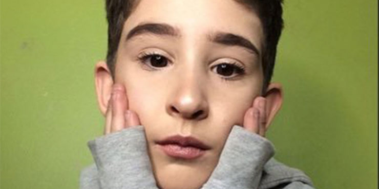 На кого подписаться в Instagram: 10-летний гуру макияжа