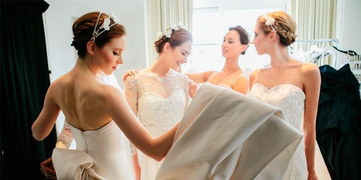 Идеи для свадебной прически