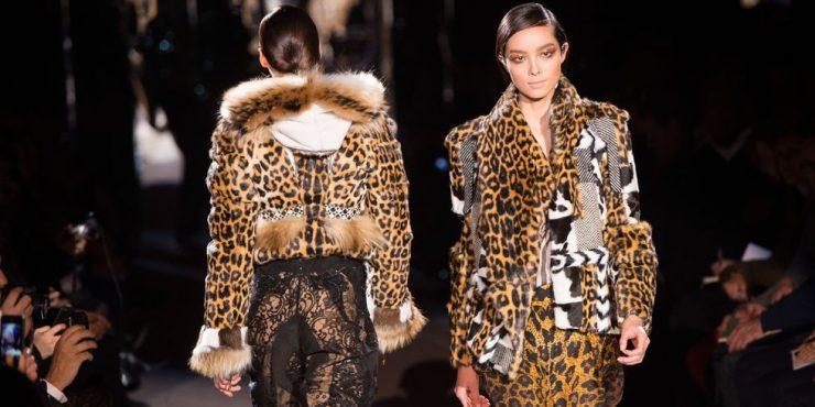 Леопардовый принт сквозь года: 40 лучших образов