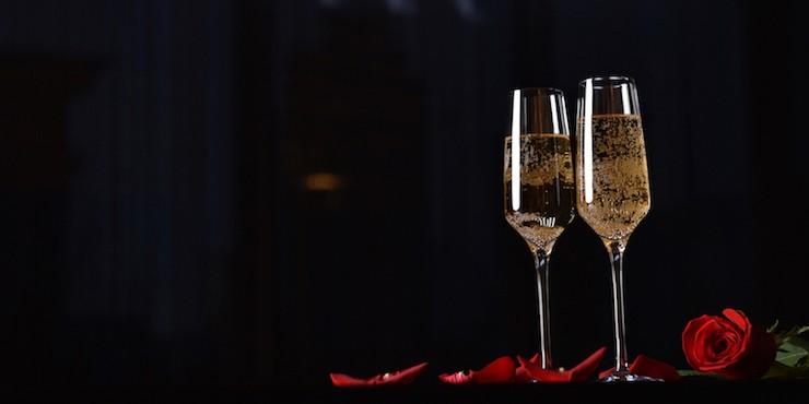 День всех влюбленных в The Ritz-Carlton, Astana