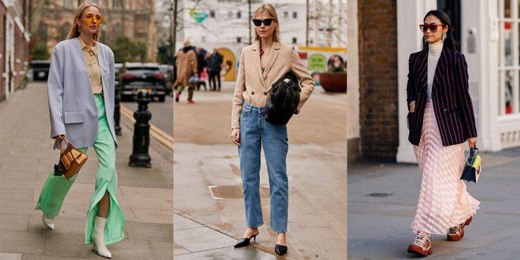 Одеться как гостья Недели моды в Лондоне: 15 стильных приемов