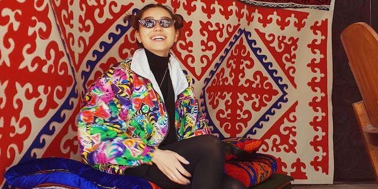Как казахстанские знаменитости отметили Наурыз?