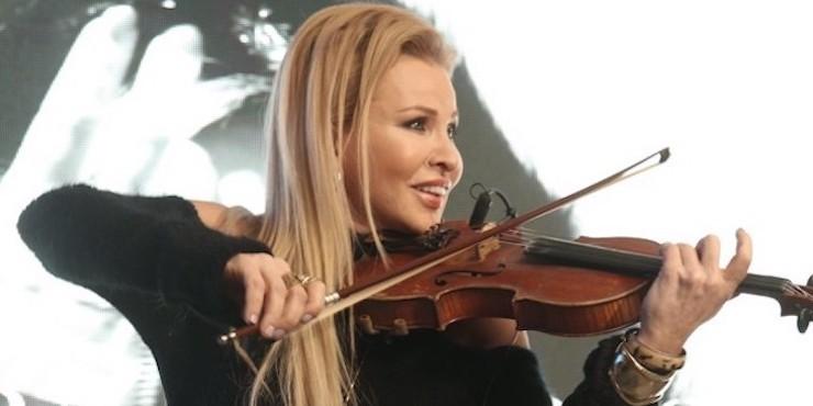 Жамиля Серкебаева выступит на музыкальном вечере Jazz Violin