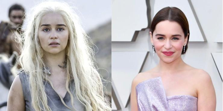 Как выглядят актеры из «Игры престолов» в реальной жизни