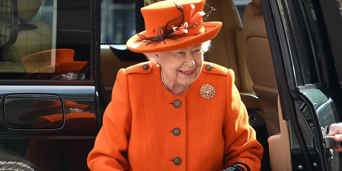 Королева Елизавета впервые опубликовала фотографию в Instagram