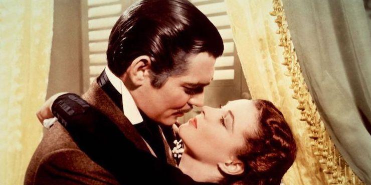 «Унесенные ветром» и другие лучшие классические фильмы