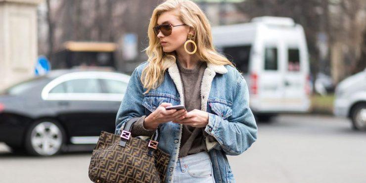 Джинсовая куртка: 10 способов носить ее этой весной