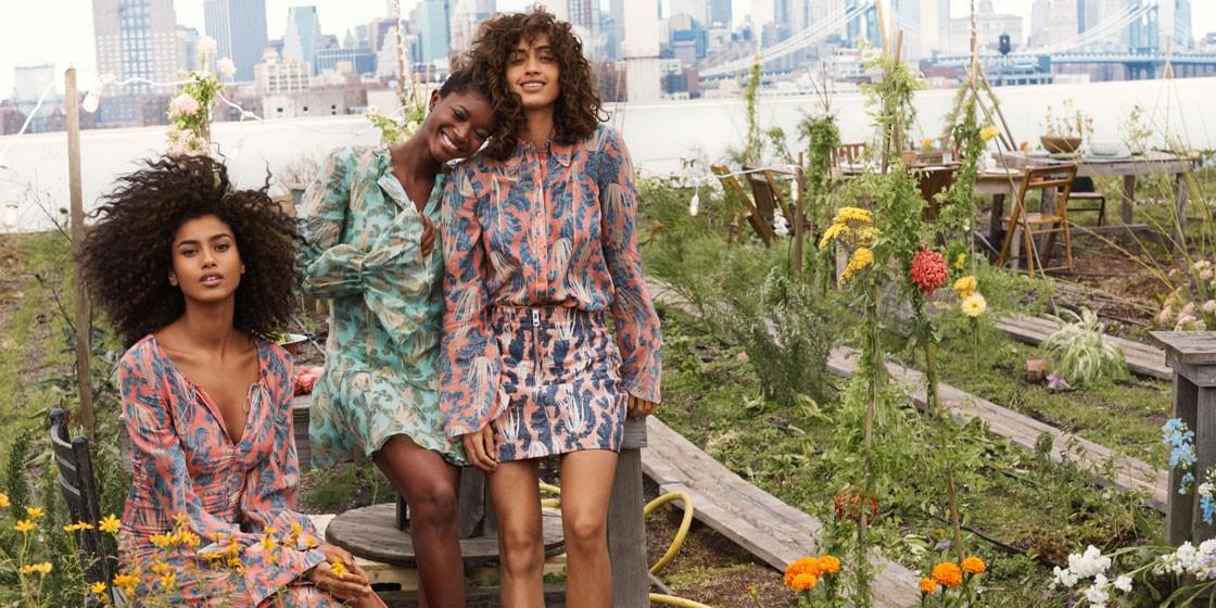О чем новая коллекция H&M Conscious Exclusive?