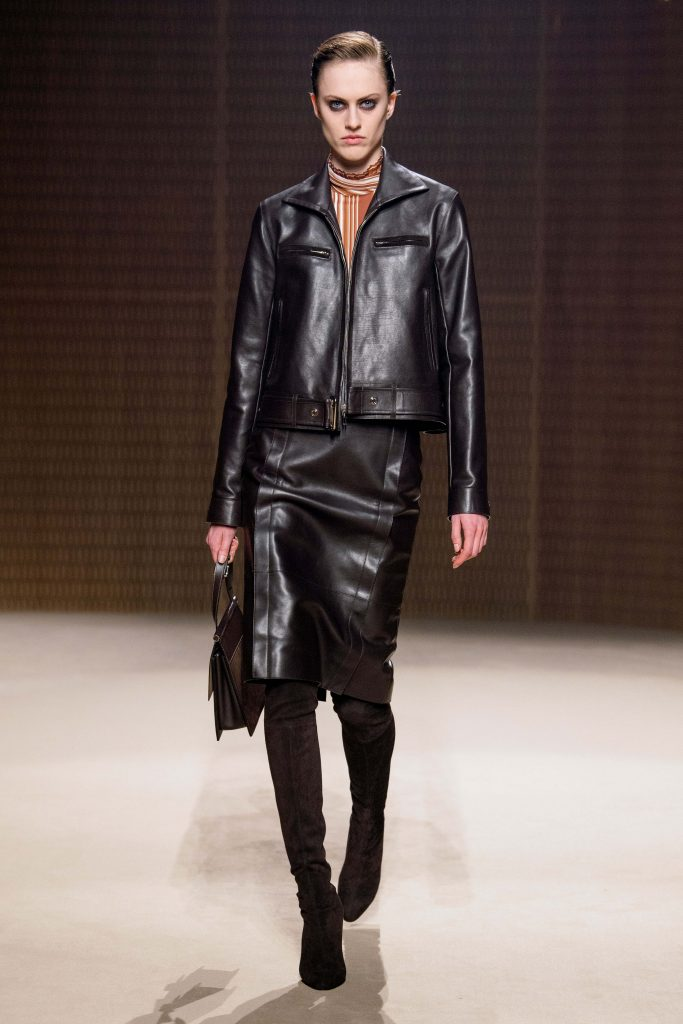 Чем нам запомнится показ осенне-зимней коллекции Hermès?
