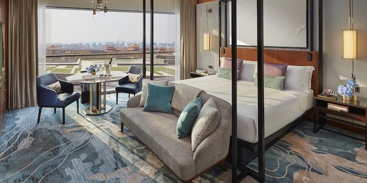 В Пекине открылся отель Mandarin Oriental Wangfujing
