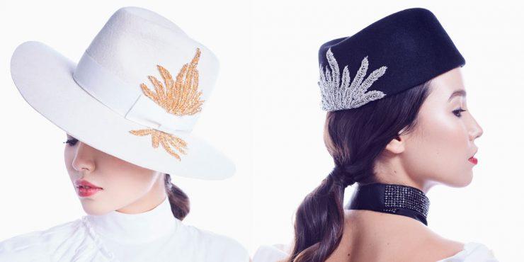 Alima и L'Aroush объединились, чтобы сделать коллекцию шляп