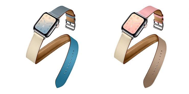 Новая коллаборация Hermès и Apple Watch