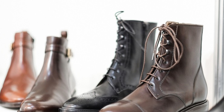 В Алматы прошла выставка Shoes from Italy