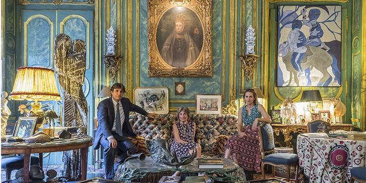Семейная сага: какая многовековая история скрывается за косметикой Sisley